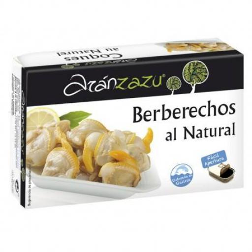 BERBERECHOS AL NATURAL 120/140
