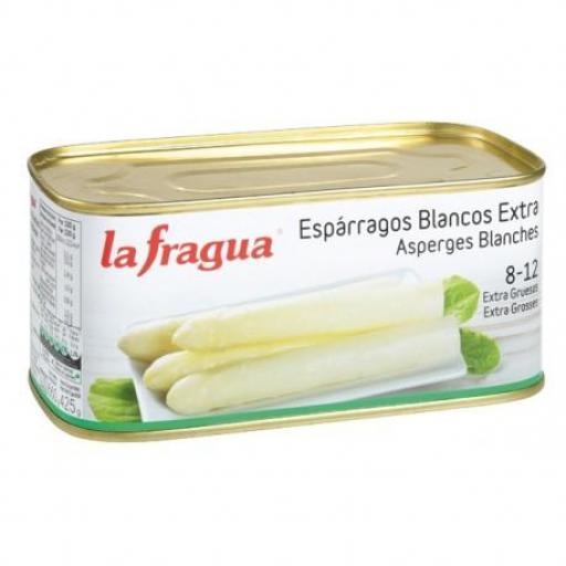 ESPARRAGOS BLANCOS 8/12