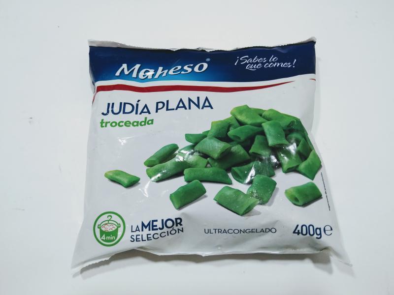 JUDIA VERDE PLANA