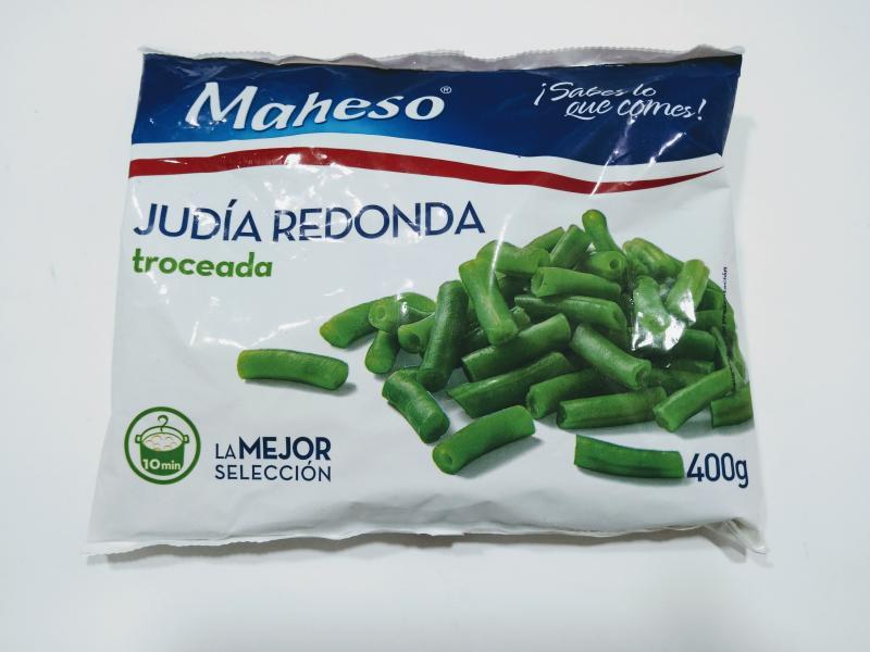 JUDIA VERDE REDONDA