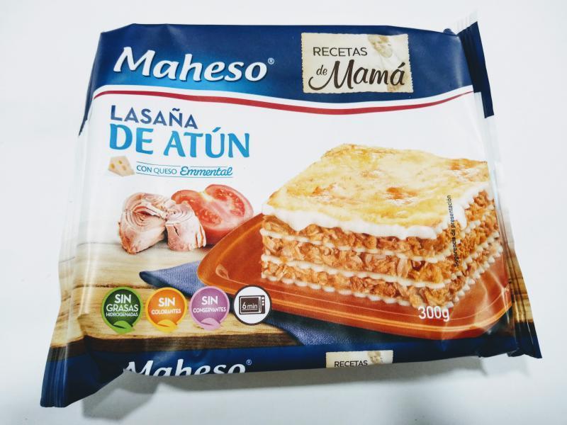 LASAÑA DE ATÚN