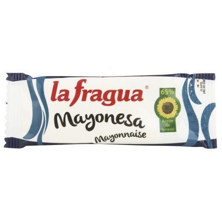 MAHONESA EXTRA ( 65% ACEITE ) MONODOSIS