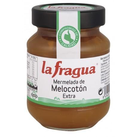 mermelada de melocoton tarro 314 gr