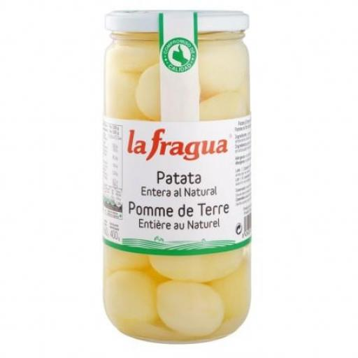 patata entera al natural 12*720 ml
