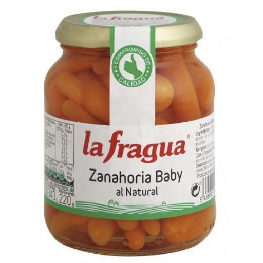 ZANAHORIA BABY AL NATURAL