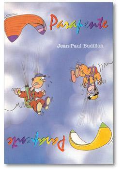 Volar en parapente viñetas