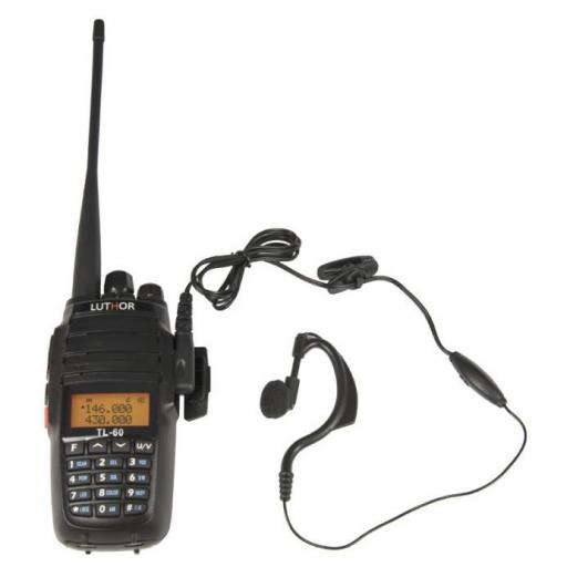 WALKIE TALKIE BIBANDA VHF TL60 - LUTHOR