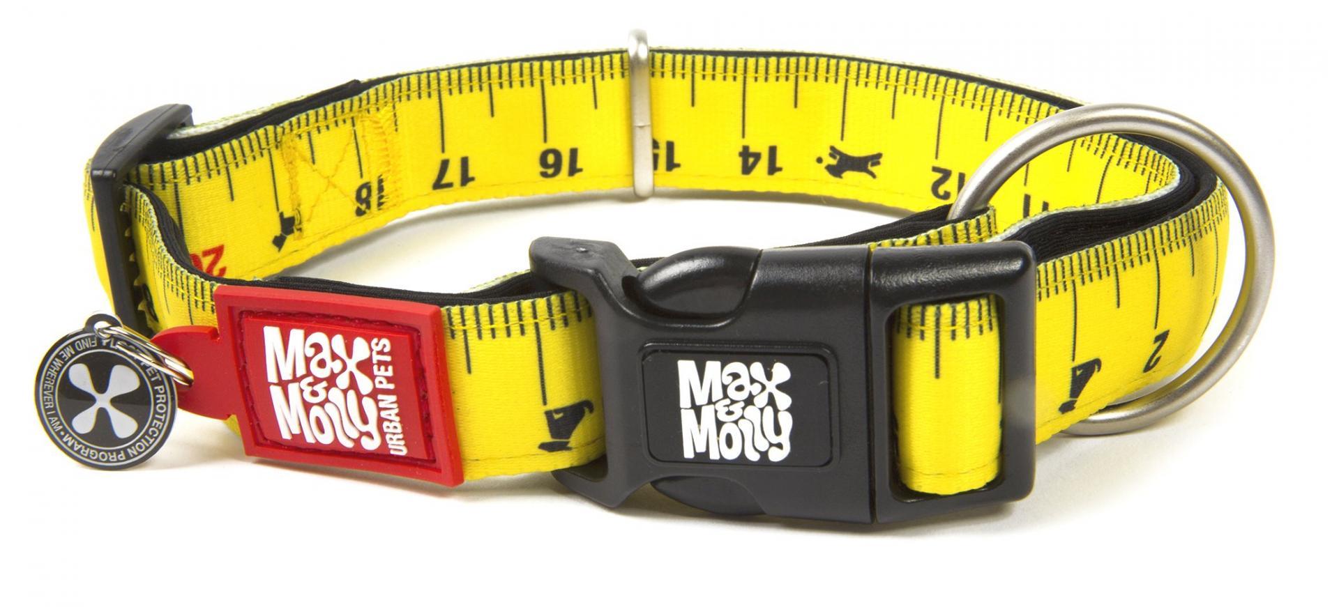 Collar cinta métrica para perros