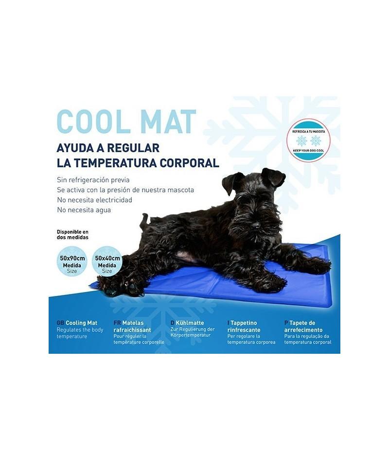 Manta refrescante para perros COOL MAT