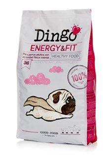 Alimento completo y equilibrado para perros con necesidades energéticas elevadas ENERGY & FIT