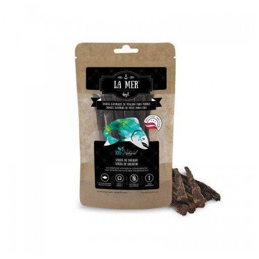 Snacks naturales a base de pescado deshidradado para perros LA MER [1]