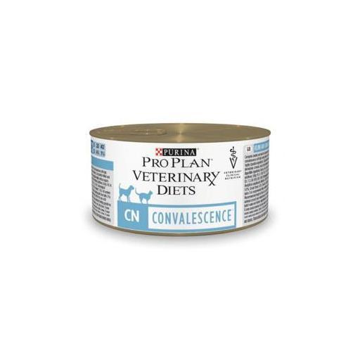 Apoyo nutricional en casos de convalescencia en perros y gatos de todas las edades PURINA VD CN 195gr
