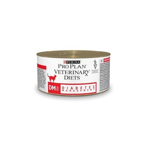 Alimento humedo para gatos con diabetes PURINA VD DM