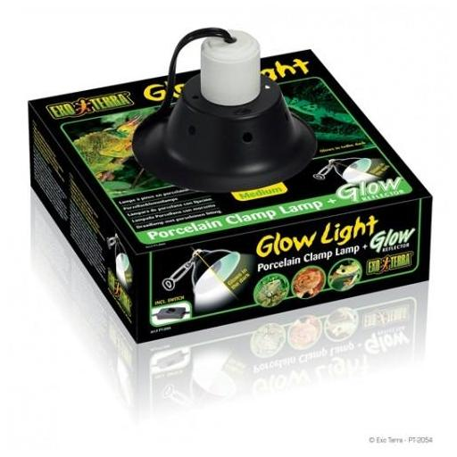 Portalamparas para terrarios GLOW LIGHT