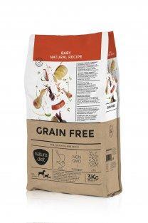 Alimento completo y equilibrado para cachorros sin cereales BABY