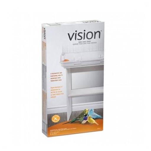 Mesa para jaula de diseño para pajaros VISION*