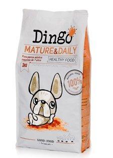 Alimento para perros adultos de mas de 7 años MATURE & DAILY