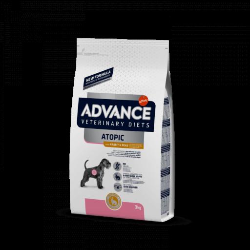 Advance Atopic Care para perros a base de conejo