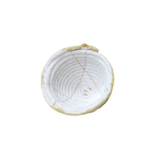 Nido de algodon cosido para pajaros