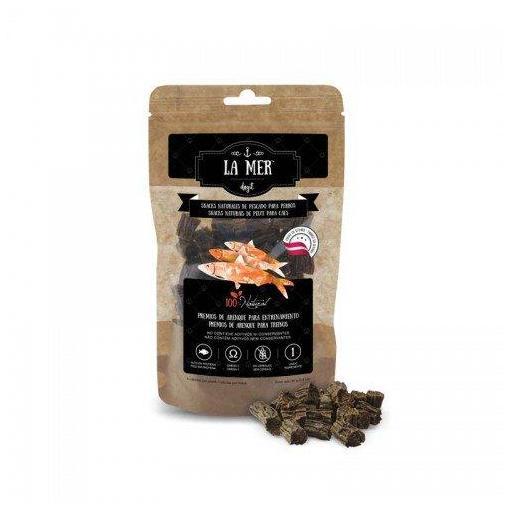Snacks naturales a base de pescado deshidradado para perros LA MER [3]