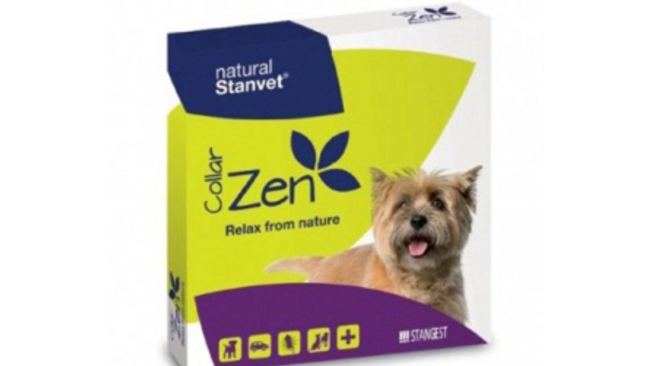 Collar natural que ayuda a reducir los síntomas de las situaciones de estres STANVET ZEN