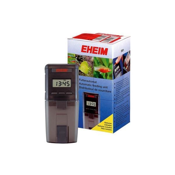 Alimentador automático para peces a pilas EHEIM*