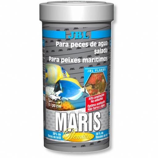 Alimento en escamas para peces de agua salada MARIS de JBL 250ml