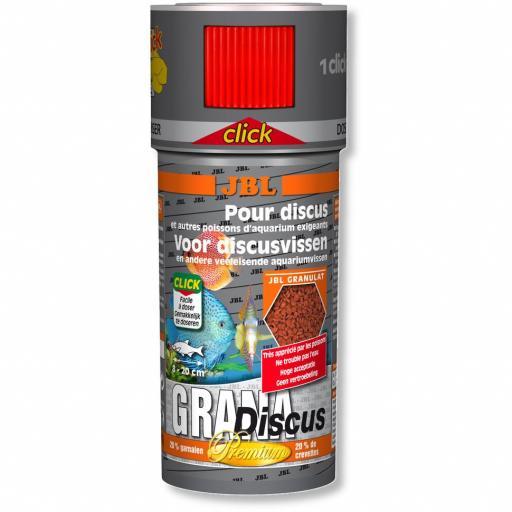 Alimento granulado para discos JBL GRANA DISCUS