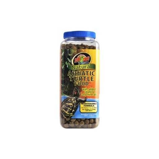 Alimento extrusionado para tortugas de agua ZOOMED
