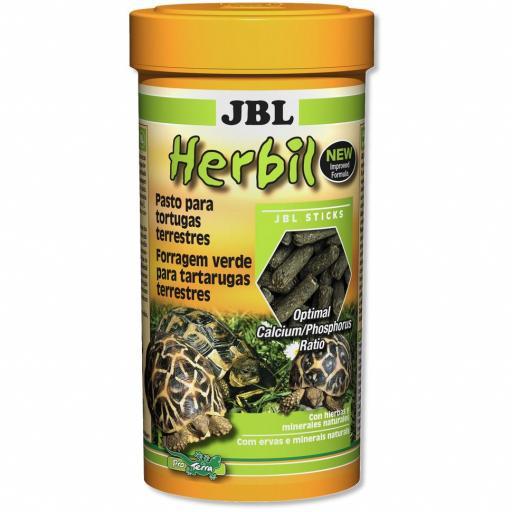 Alimento para tortugas de tierra JBL HERBIL