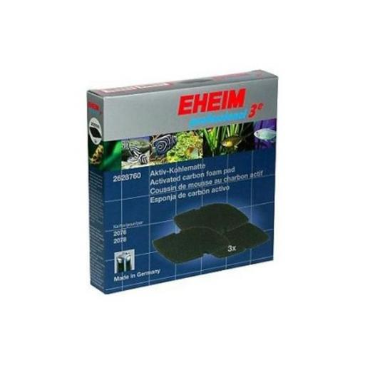 Almohadillas de carbón para filtros PROFESSIONEL 3e [0]