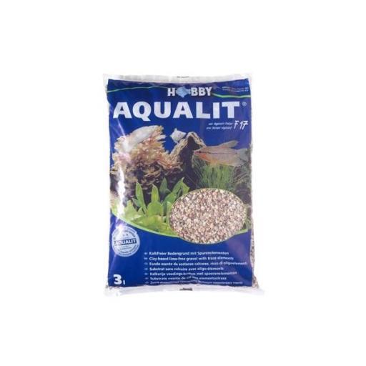 Sustrato rico en oligoelementos para el crecimiento de plantas AQUALIT