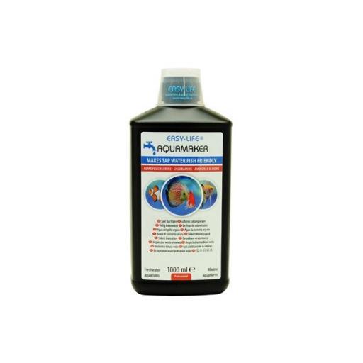 Acondicionador de agua de efecto rápido y eficaz tanto en acuarios de agua dulce y salada AQUAMAKER [0]