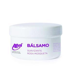 Balsamo acondicionador de rosa mosqueta para facilitar el peinado y reducir la electricidad estática ARMI 225ml
