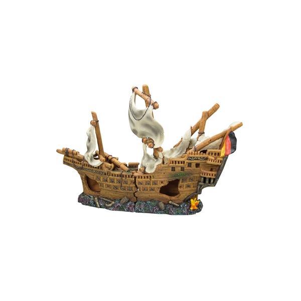 Barco Ark Royal para acuarios