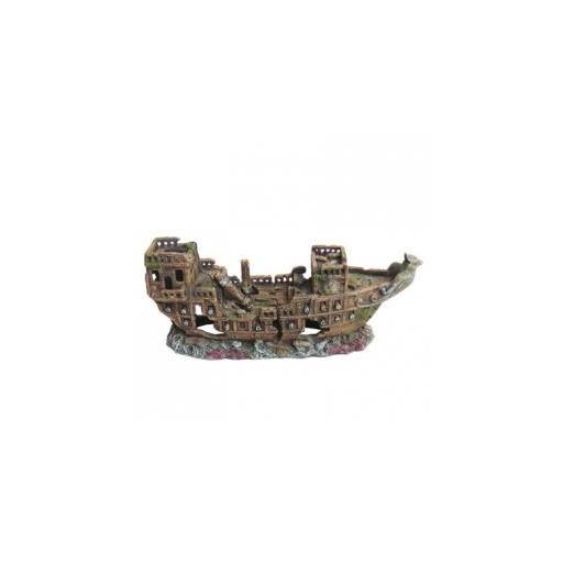 Barco decorativo para acuarios MAYFLOWER de HOBBY