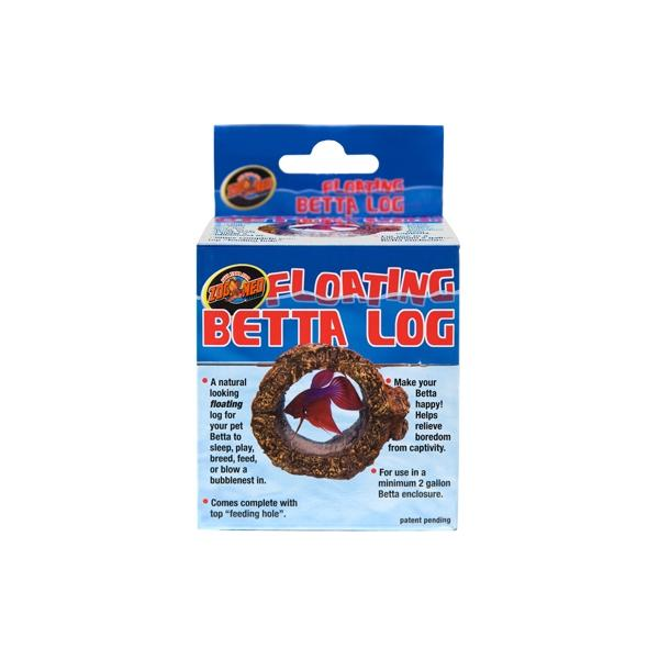 Tronco flotante ideal para peces betta FLOATING BETTA LOG