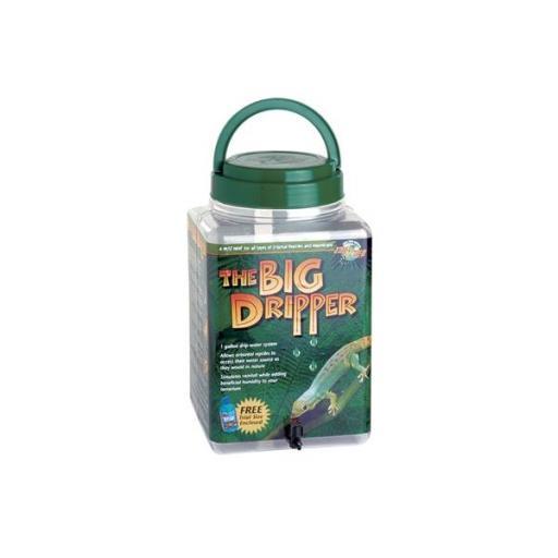 Gotero para terrarios LITTLE & BIG DRIPPER