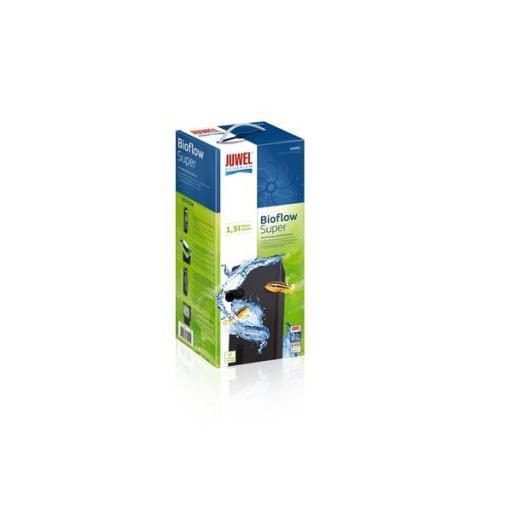 Filtro interno BIOFLOW SUPER para acuarios de hasta 100 litros
