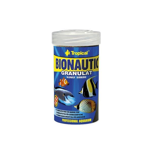 Alimento granulado para peces marinos BIONAUTIC GRANULAT