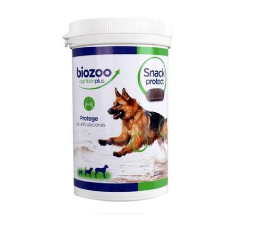 Protector articular en forma de snack para perros BIOZOO