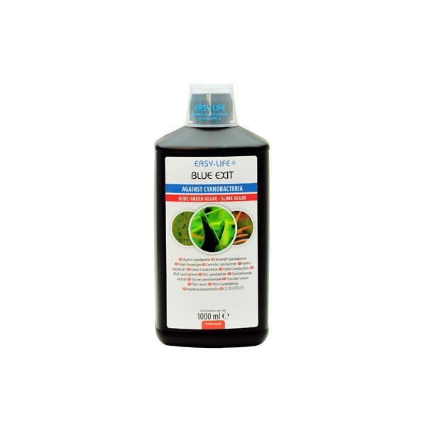 Antialgas para combatir las algas verdes y azuladas BLUE EXIT