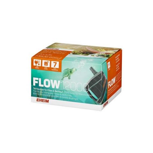 Bomba para filtros de estanque y cascadas FLOW