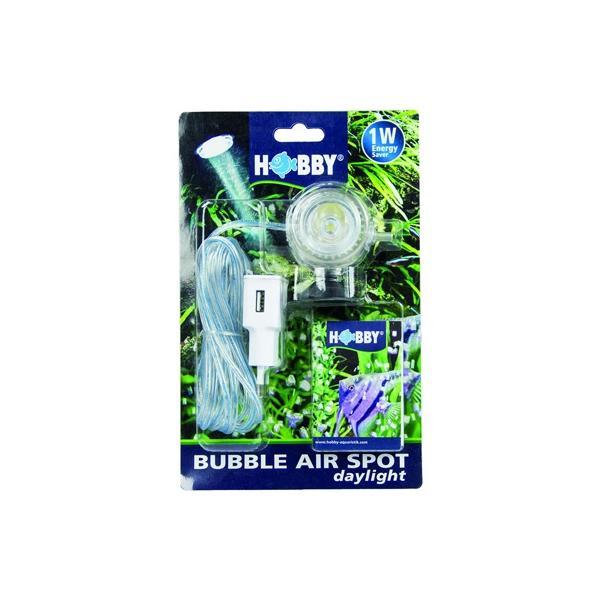 Difusor de aire con luz LED Bubble Air