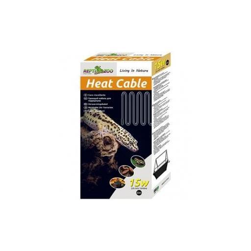 Cable calefactor para terrarios REPTIZOO
