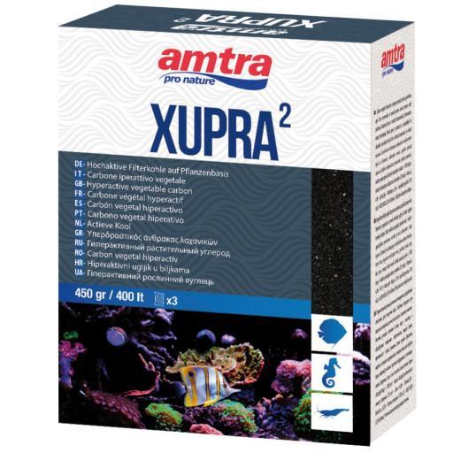Carbón superlativo para acuarios XUPRA2 450gr