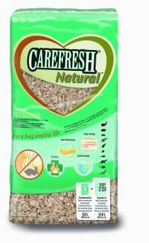 Lecho para roedores CAREFRESH Natural