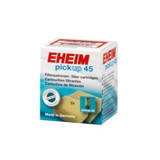 Cartucho filtrante para PICKUP 45 de EHEIM