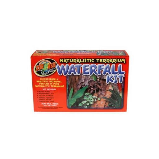 Kit para construir cascadas en terrarios WATERFALL