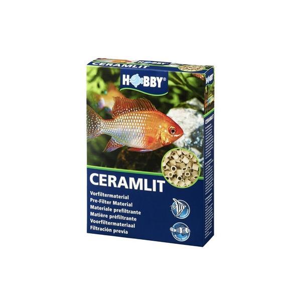 Cerámica filtrante para acuarios CERAMLIT 600gr